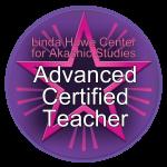 Advanced Certified Teacher
