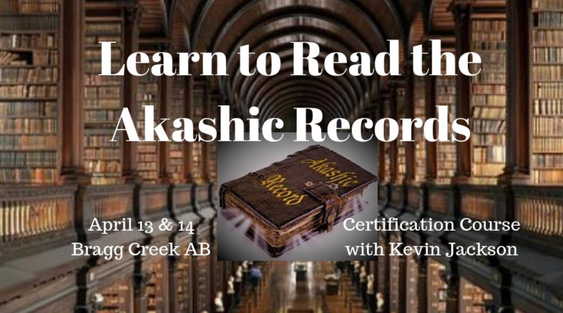 learn to read the Akashic Records