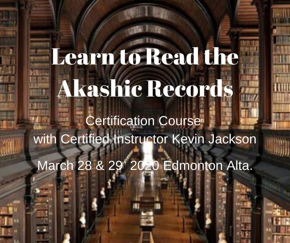 Edmonton Learn to Read the Akashic Records